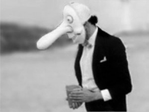 Noseybonk can see you