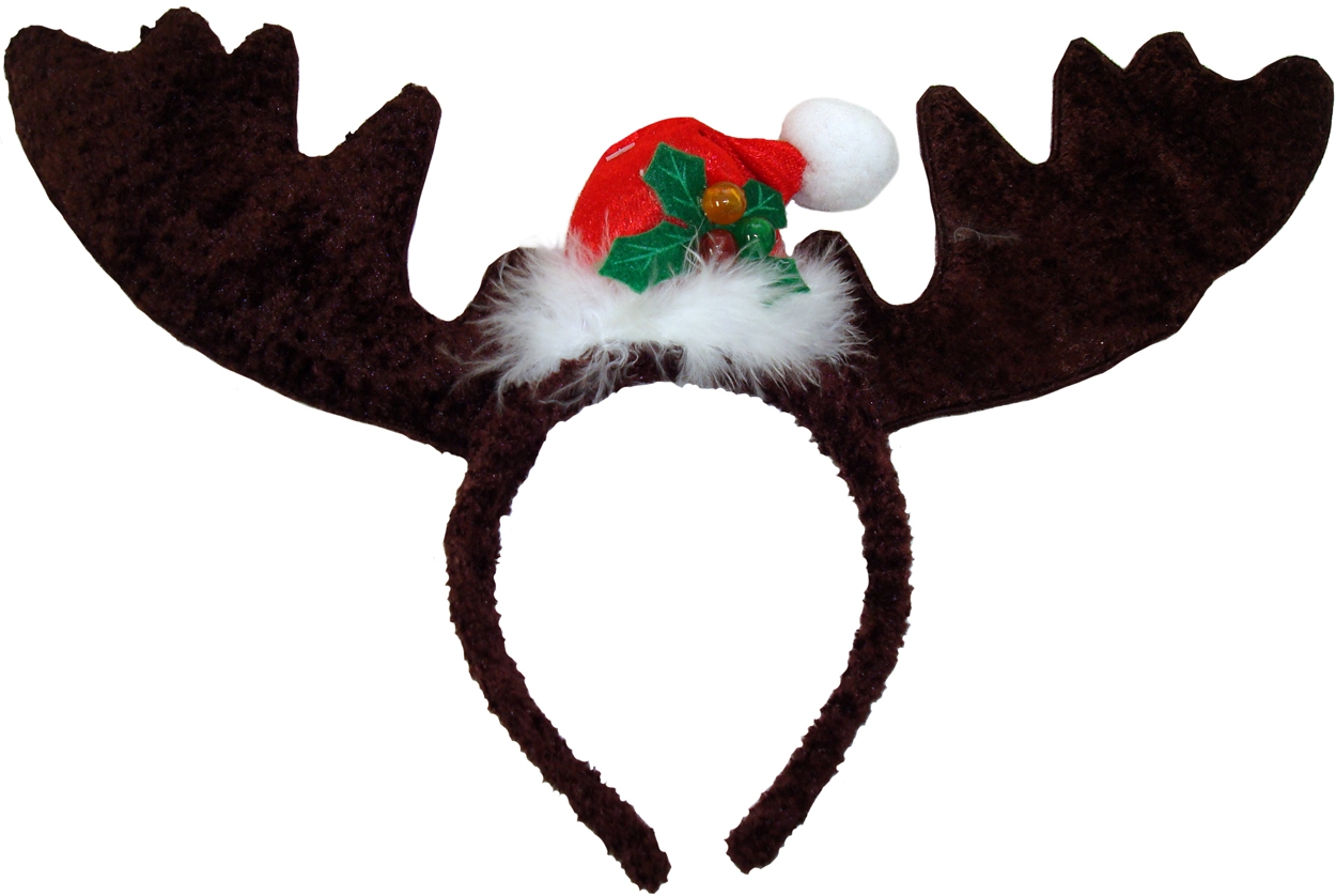 Reindeer Antlers Christmas Images & Pictures - Becuo