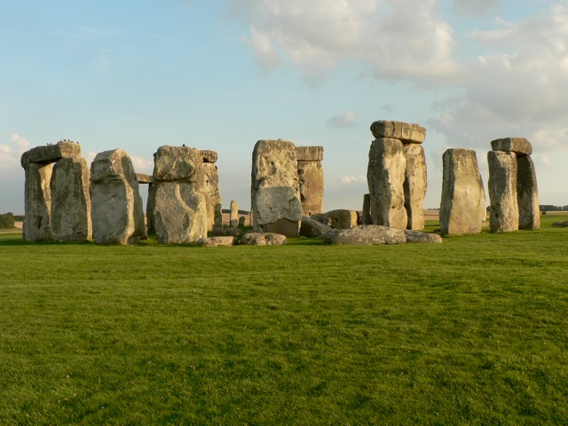 Country the strange day that stonehenge disappeared the dabbler