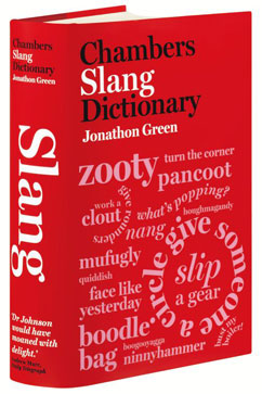 Slang dictionary