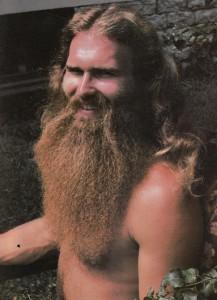 Байкеры борода кончают
