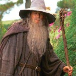 Gandalf long beard