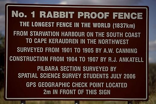 Student essays rabbit proof fence