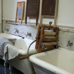 Scrubbing boards, mangles and carpet beaters www.ShopCurious.com