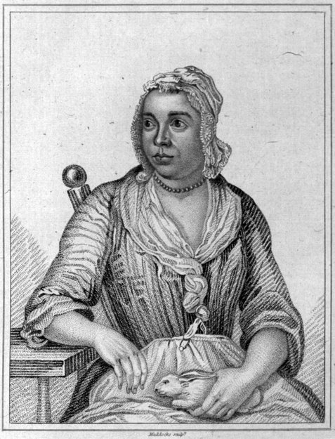 mary toft portrait