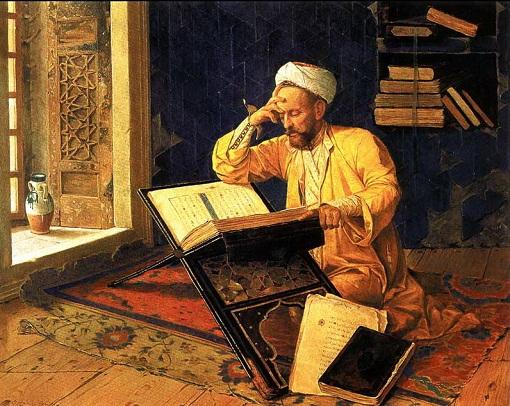 theologist Osman Hamdi