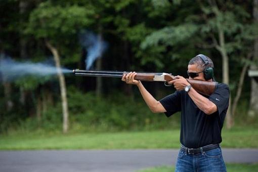 obama-shotgun