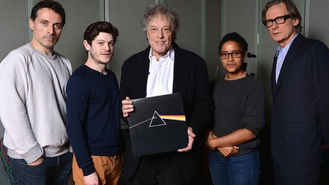 tom stoppard dark side of the moon
