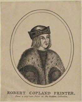 NPG D24356; Robert Copland after Unknown artist