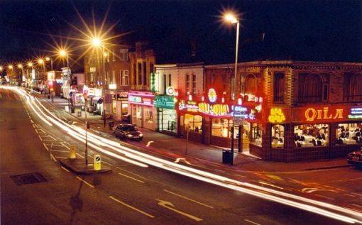 curry mile brum