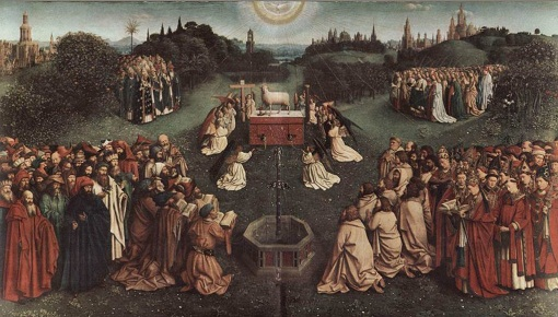 Gent Altar