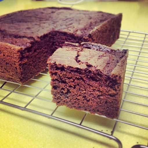 Sour-milk-chocolate-ginger-cake-2