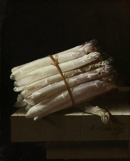 Adriaen_Coorte_-_Still_Life_with_Asparagus