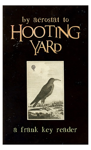 Hooting Book Cover for web page