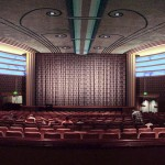 Silver Theater renovated interior
