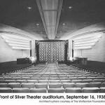 Silver theater interior 1938