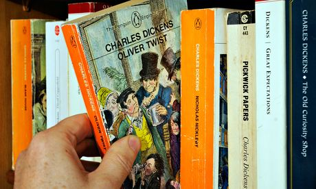 Charles Dickens novels