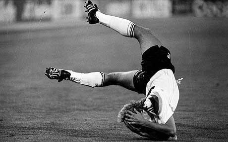 Famous former foopball player Jurgen Klinsmann