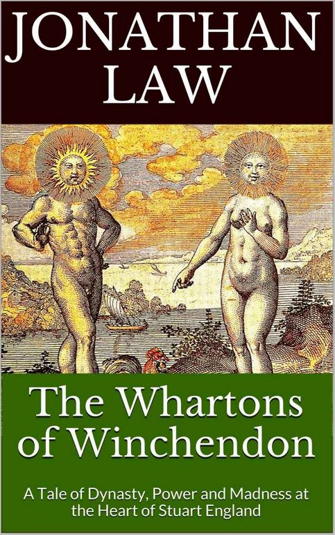 The Whartons of Winchendon cover
