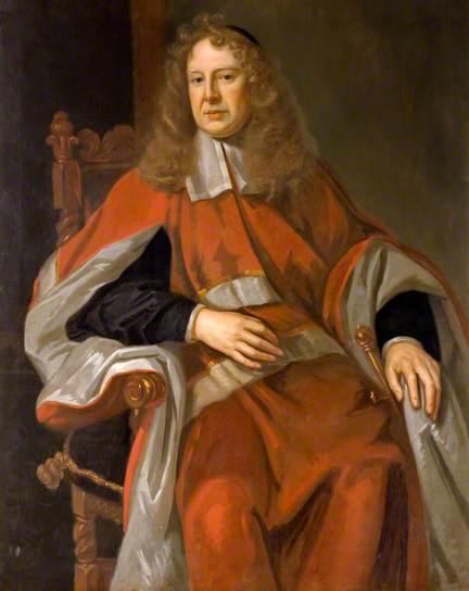 'Sawpit' Wharton in the 1680s