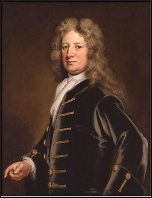 Thomas Wharton by Kneller c. 1710-15