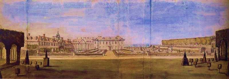 wharton mansion