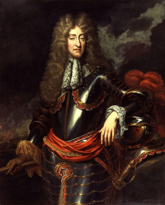 King James II - Failed to turn up for duel