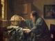 Johannes Vermeer - 'The Astronomer'