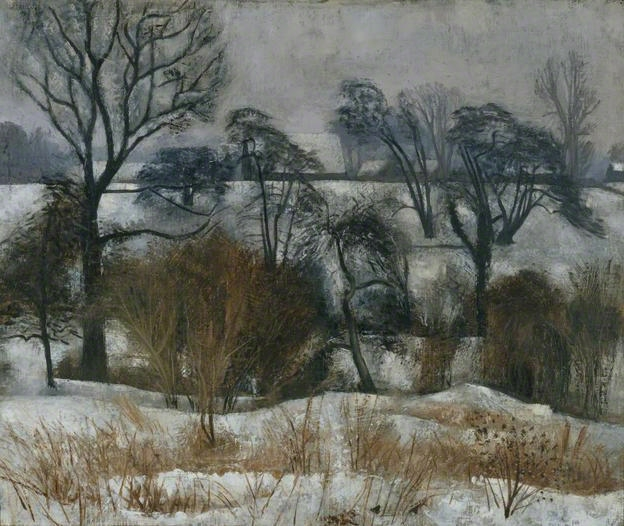 "John Aldridge, ""Winter"" (1947)"