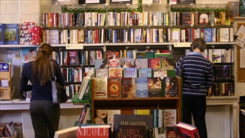 bookshop browsers