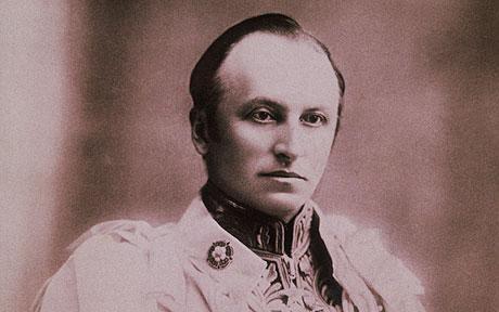 George Curzon, 1st Marquess Curzon of Kedleston