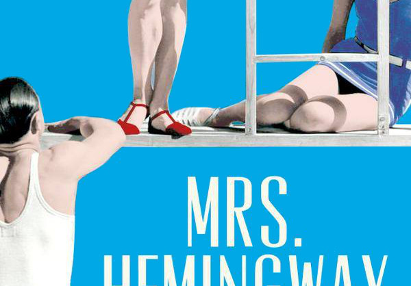 mrs hemingway by naomi wood cover