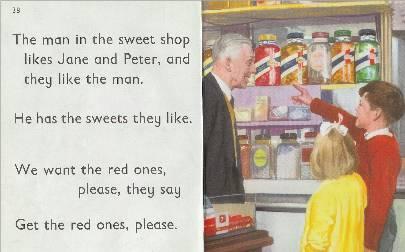 old sweet shop