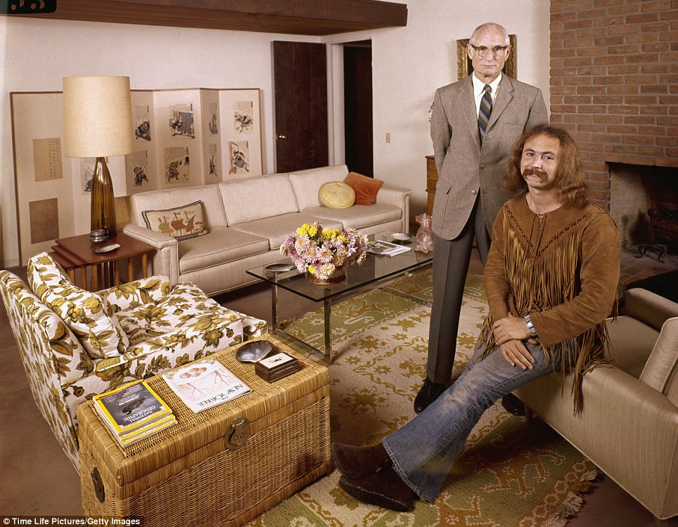 david crosby parents