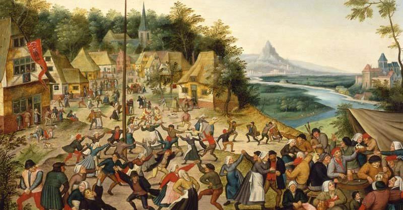 maypole.brueghel