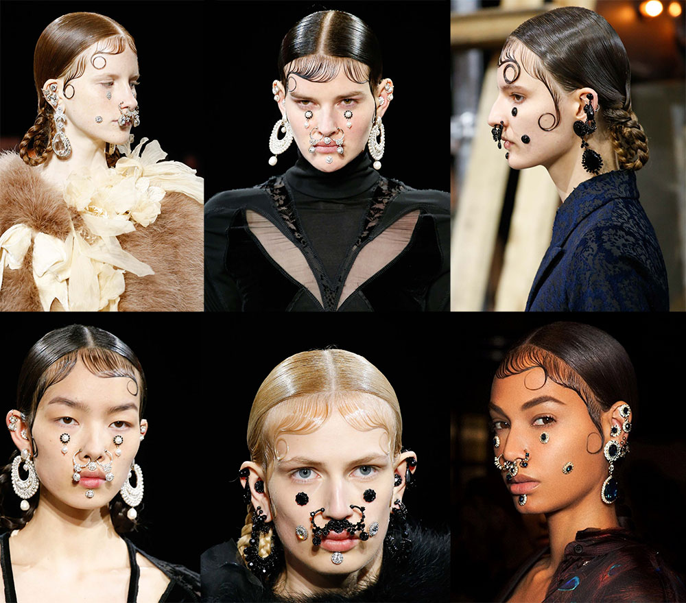 Givenchy-face-jewellery