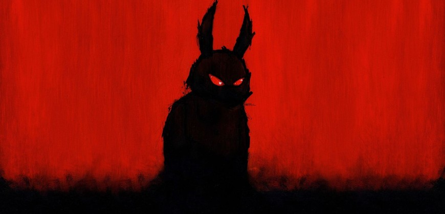 satan bunny