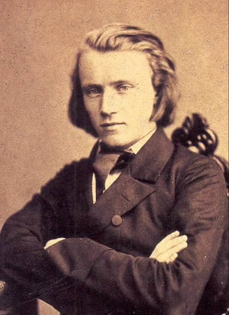 Young Brahms