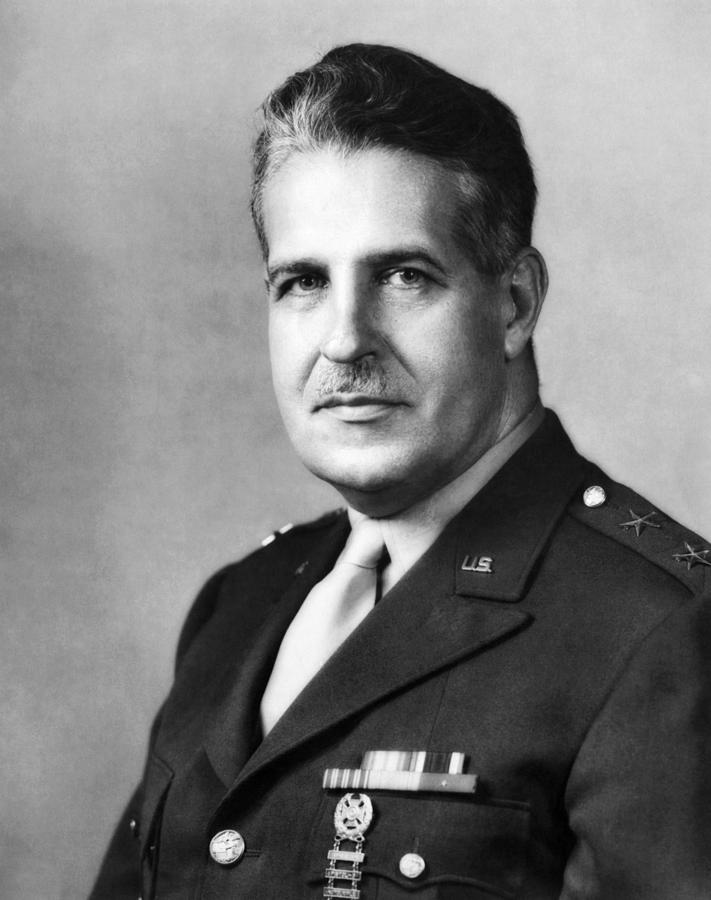 Major-General Leslie Groves