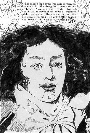 S. T. Coleridge, from a portrait painted when he was 23