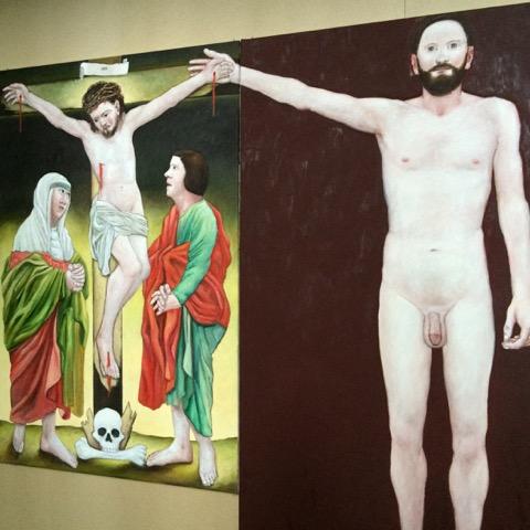 Icelandic Crucifixion