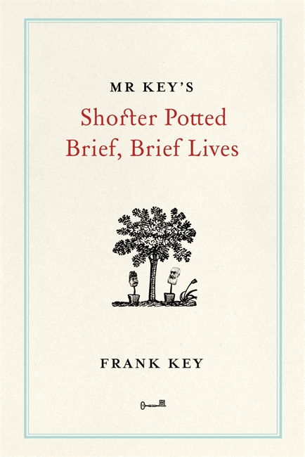 mr key brief lives cover