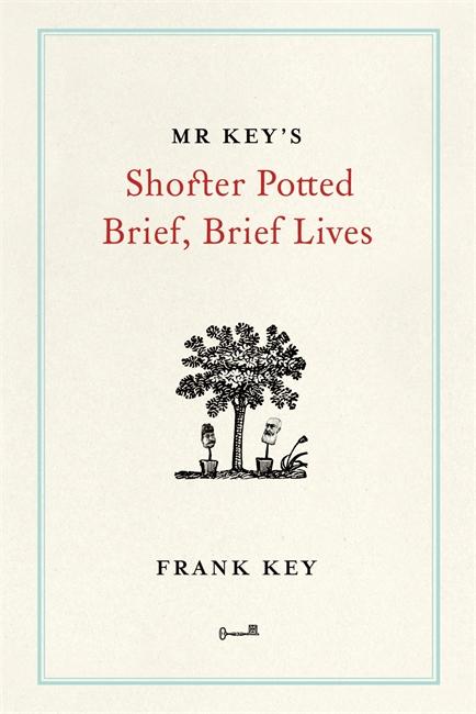 mr key brief lives cover
