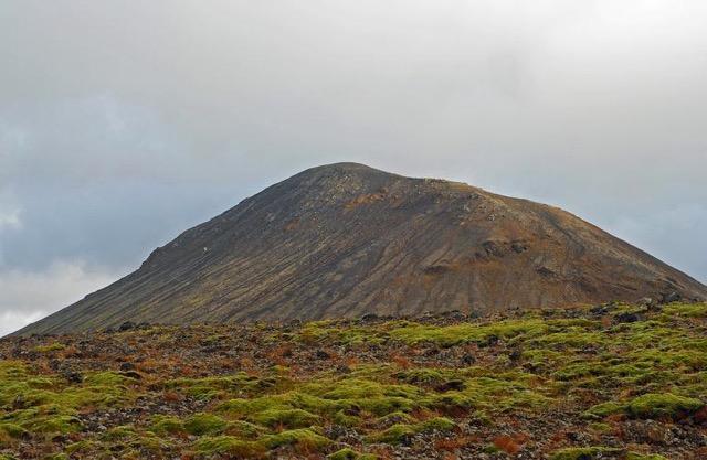 Mt. Fagradalsfjall