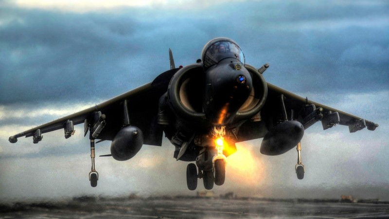 Harrier-Jump-Jet-Desktop-Wallpaper