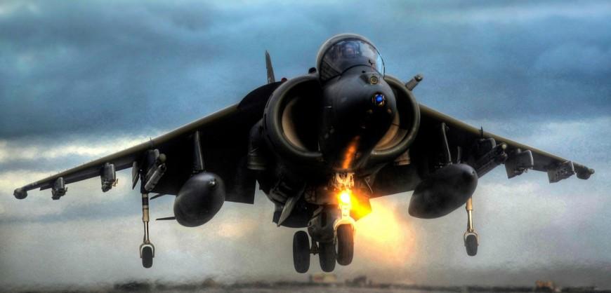 Harrier-Jump-Jet-Desktop-Wallpaper