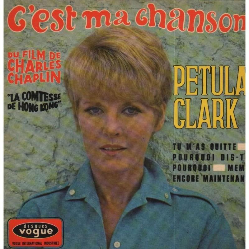 petular clark french